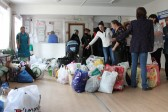 Russia's diplomatic mission and Moscow Patriarchate's parish in Madrid raise aid for refugees from Ukraine