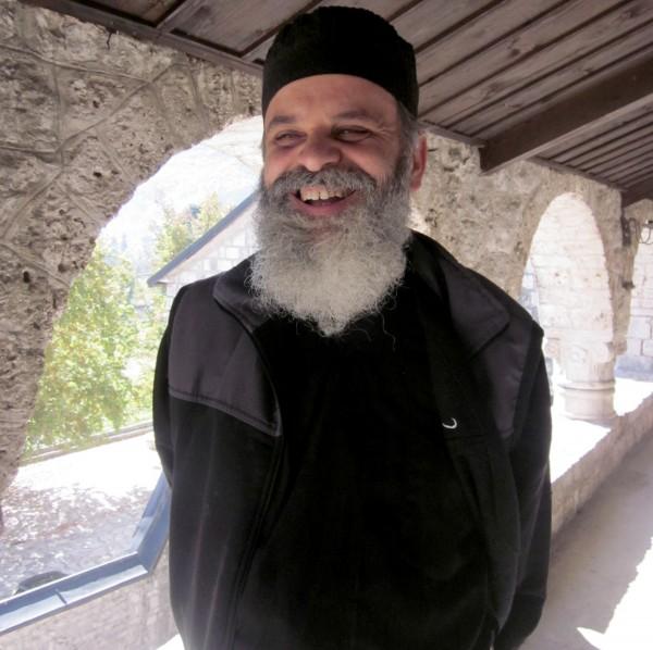 Monk Emilian
