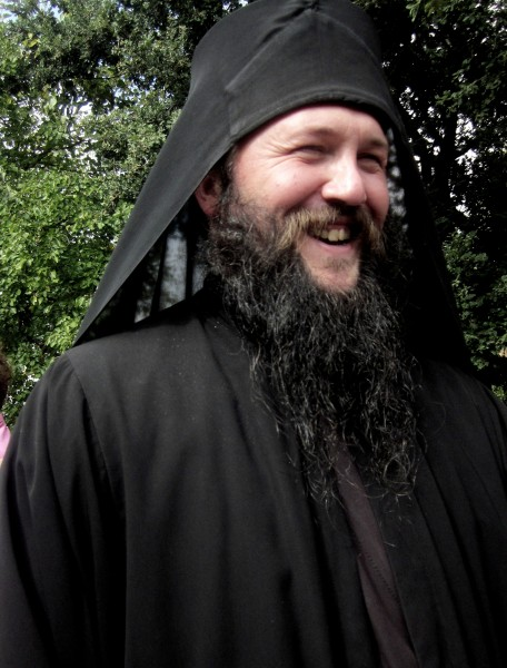 Monk Seraphim