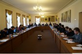 Organizing committee for celebrating the 1000th anniversary of St. Vladimir's demise holds its session