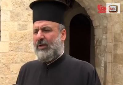 Orthodox Patriarchate Denounces Israeli Attempts To Fragment Palestinians