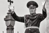 Military Engineers Help Erect an Orthodox Field Church in Kamchatka