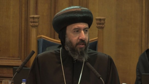 Washington: Coptic Bishop calls for concerted effort to defend religious freedom in Middle East