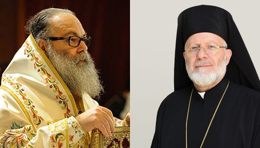 "Metropolitan Joseph to Represent Patriarch John X at the Conference ""In Defense of Christians"""