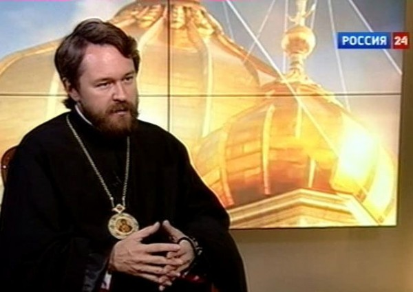 Metropolitan Hilarion: All Wars Begin in People's Minds