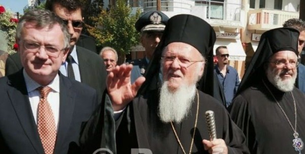 Ecumenical Patriarch Bartholomew on Four-day Visit to Thrace