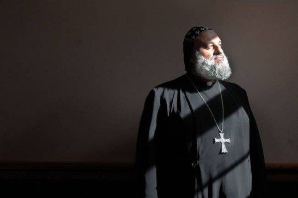 Christians in Middle East face growing threat, top cleric says