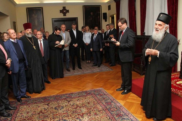 Commemorative events in Belgrade to mark centenary of beginning of World War I