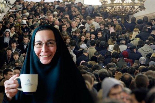 Living Tradition in the City: Talk by Sister Dr. Vassa Larin University of Vienna, Austria