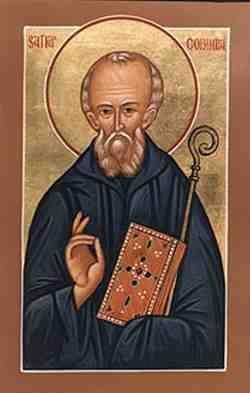 St. Columbanus