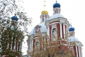 Patriarch Kirill consecrates the church of Holy Martyr Clement, the Pope of Rome
