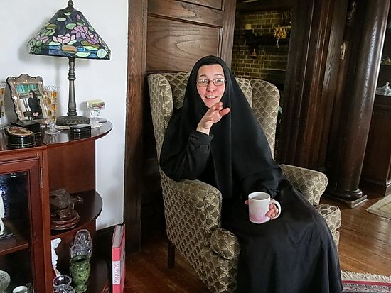 """Sister Vassa (Larin), """"I also Experienced, Together With My Church, the Very Unique Changes We Underwent"""""""