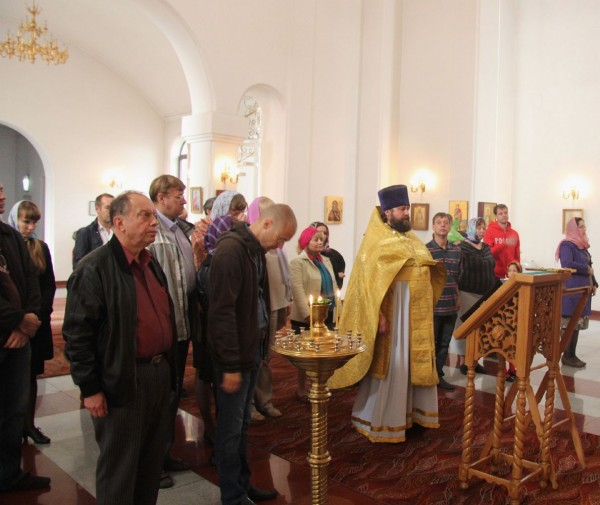 700th anniversary of the birth of St Sergius of Radonezh celebrated in North Korea