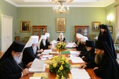 The Inter-Council Presence of the Russian Orthodox Church Includes New Members from the Russian Church Abroad