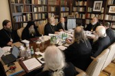 A Regular Session of the Synod of Bishops of the Russian Orthodox Church Outside of Russia Coincides With the Celebration of the 700th Anniversary of the Birth of St Sergius of Radonezh