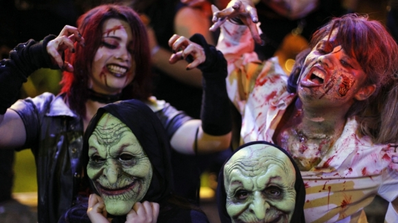 Civic Chamber Asks that Halloween Celebrations in Russia Be Canceled