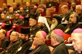 Metropolitan Hilarion speaks at Plenary session of the Synod of Catholic Bishops in Vatican