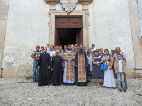 A new Eucharistic community formed in central Portugal