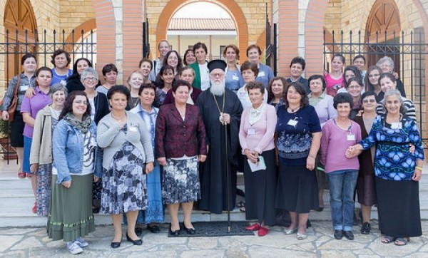Conference for Clergy Wives in the Orthodox Church in Albania