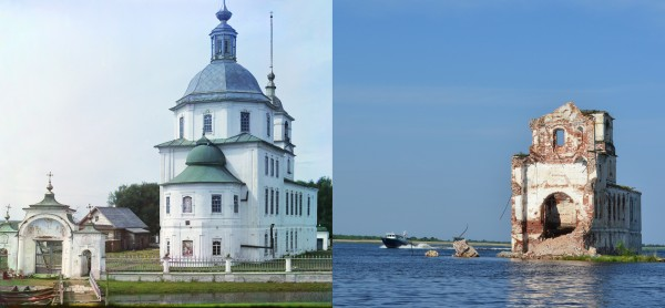 Church of the Nativity of Christ in Krokhino. 1909/2013. (V. Ratnikov)
