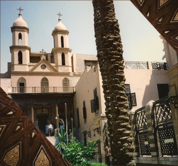 Egypt to reopen centuries-old church