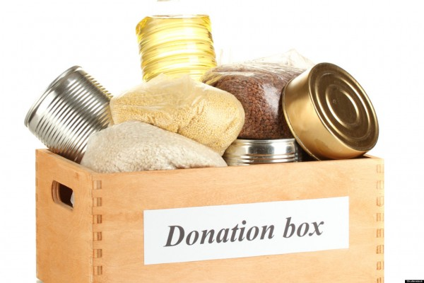 The Synodal Youth Department is Leading a Food Drive for Thanksgiving