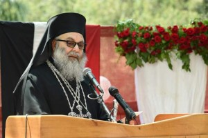 Patriarch John X: We are Helping…