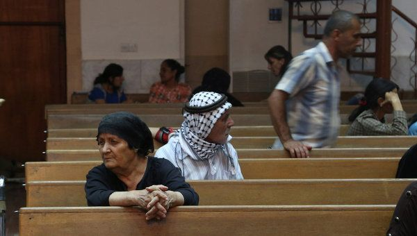 Russian Religious Society to Issue White Book of Persecuted Middle East Christians