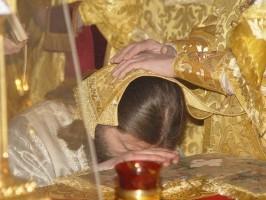 """The True Priest is Always in…"