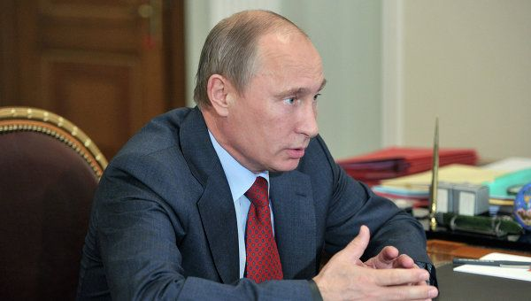 Patriarch Kirill Thanks Vladimir Putin for His Attention to the Church