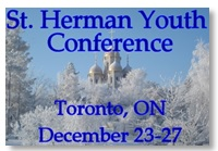 Saint Herman Youth Conference Registration Opens