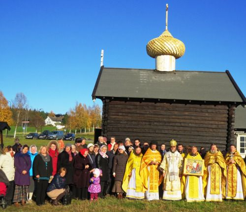 Millennium of St Olav's baptism celebrated in Norway