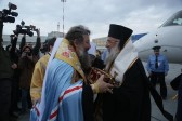 Delegation of the Greek Orthodox Church visits Metropolis of Yekaterinburg
