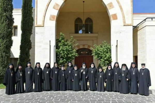 October 2014 Statement of the Holy Synod of Antioch