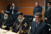 Coptic Orthodox Pope makes historic visit to Russia