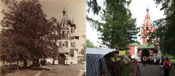 Church of the Holy Tsarevich Dimitry. 1910/2008. (V. Ratnikov)