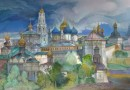 Google Culture Academy Launches Joint Project with the Trinity-Sergius Lavra