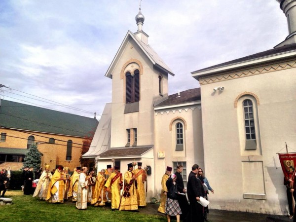 St John of Kronstadt Orthodox Memorial Church Celebrates the 50th Anniversary of the Day of Its Patron Saint's Glorification