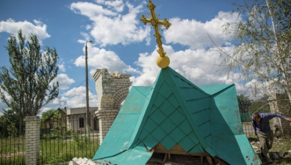 Moscow accuses UN mission in ignoring takeovers of churches and threats against priests in eastern Ukraine