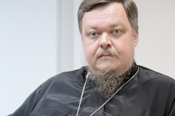"Archpriest Vsevolod Chaplin: ""Orthodoxy Has Created Russia"""