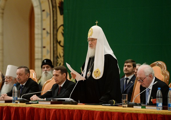 Patriarch Kirill Suggests New Formula for Russian Identity