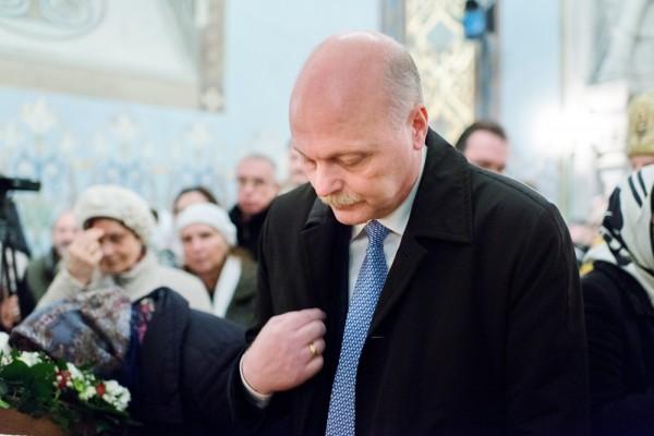 P. E. Kulikovsky, great-grandson of Emperor Alexander III