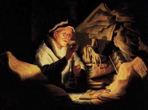 """Awake, Though That Sleepest"": On the Foolish Rich Man"