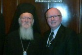 World evangelical group head meets Ecumenical Patriarch on Syria, Iraq