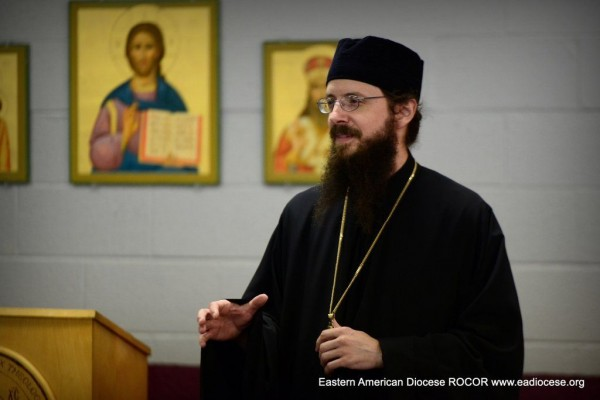 Archimandrite Sergius