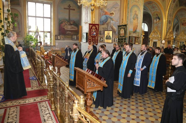 Religious Procession for Peace in the Combat Zone in Ukraine Begins