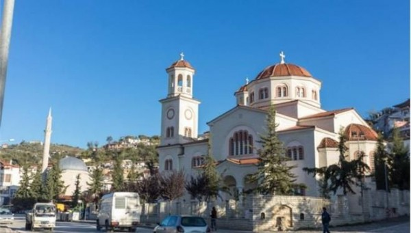 Inauguration of New Orthodox Cathedral in Albania
