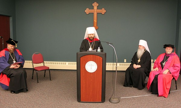 Metropolitan Hilarion of Volokolamsk: Primacy and Synodality from an Orthodox Perspective
