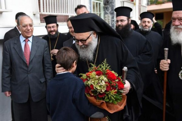 St. Vladimir's Seminary Appeal Will Aid Suffering Syrian Christians