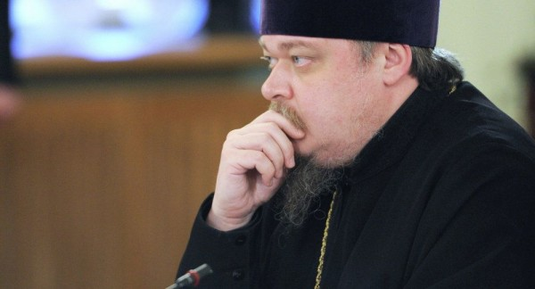 Archpriest Vsevolod Chaplin backs death penalty in some situations, favors elimination of terrorists before trial